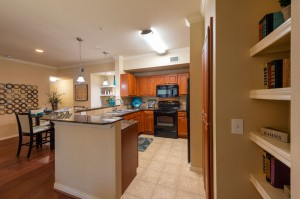 Three Bedroom Apartments for Rent in Katy, TX - Kitchen and Dining Room
